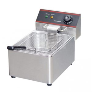 Industrial Deep single-fryer