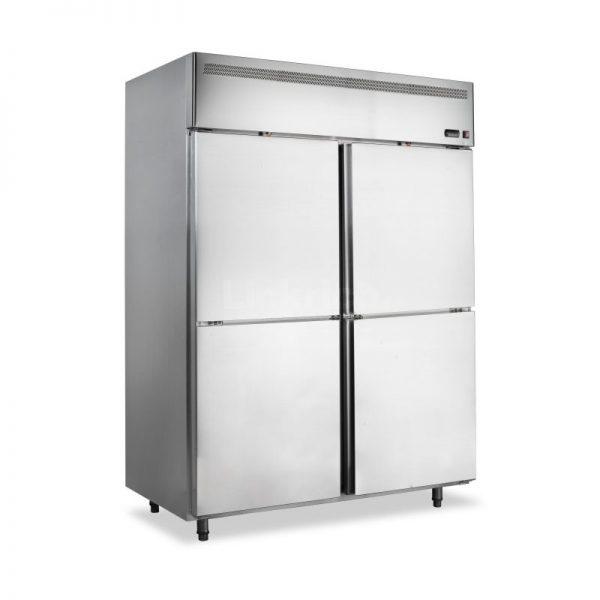 Industrial Stainless Steel freezer Vertical