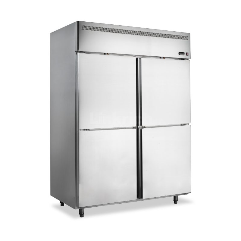 Industrial Stainless Steel freezer Vertical