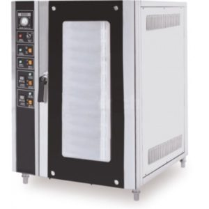 Industrial convection-oven